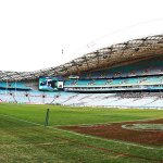 Before the sunset at @ANZStadium.... #Origin http://t.co/haNEwXmUqK
