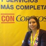 Rosa de @WebCartucho en la @eCOM_Expo @omexpo invitados por @Correos #ecommerce #omexpo15 http://t.co/bHshYnjV51