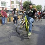 Delhi Development Authority is planning to develop an adventure cycle and bike park in Dwarka http://t.co/5GNfdOlTv3 http://t.co/cGPgSMqHpG