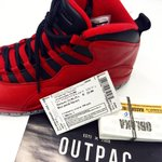 Билеты появились в магазине OUTPAC, ТРЦ КОМСОМОЛЛ  При покупке билета СКИДКА 5% на пару кроссовок😎 5 билетов - 10% http://t.co/Gu8dDTYjid