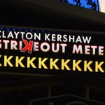 Seven scoreless innings for @ClaytonKersh22. #whiff http://t.co/h2MPK2aShp