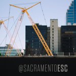 I am so excited to see the progress of the new arena construction every time I walk by ???????? @SacramentoESC #Sacramento http://t.co/fOp9tGhtq2
