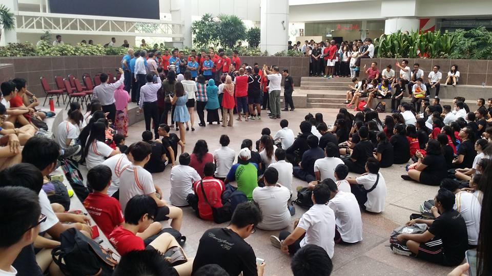 shanmugam meet the people session amk