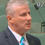 """We wont succumb to the lefties on twitter to tell us how to run this country"" : @M_McCormackMP. Discuss. #auspol http://t.co/RRXLVUWund"
