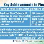 #NDAOneYear #SaalEkShuruaatAnek : Repeating our series on key initiatives: social security by @FinMinIndia http://t.co/puWRLb7qGj