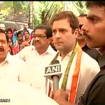 NDA Govt is trying to take the sea away like they want to take land from farmers: Rahul Gandhi in Chavakkad http://t.co/tEaA3zME9P