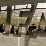 LATEST: Swiss authorities confirm six soccer officials arrested following raid at #FIFA hotel http://t.co/6gRJiXJj70 http://t.co/8A8WX6zueC