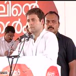 The Kisaan is asking me, why NDA Govt is intent on destroying us: Rahul Gandhi http://t.co/JmWjKrR78O