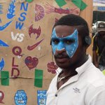 Up the Blues up in #PNG! #Origin #uptheblues #rugbyleague #NRL @NRL @NSWRL http://t.co/AYerS5Xpq5