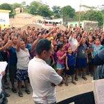#Tacotalpa #MujerDeLeyYConvicciones #DistritoXXI En Guayal xla gestión realizada conservamos la confianza de la gente http://t.co/lDerBeNymE
