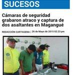 Resultados en seguridad del BolivarGanador.En 10 Mpios del Dpto hemos instalado sistemas de video vigilancia http://t.co/b9PzwHVjkB