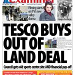 This is Wednesdays Huddersfield Examiner front page http://t.co/EJo4Yezm7j http://t.co/TWthjWnrR1