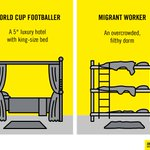 Will @FIFAcom address appalling conditions for #migrantworkers in #Qatar? http://t.co/M3MRHdqWH2 #FIFA http://t.co/natK6nQpOJ