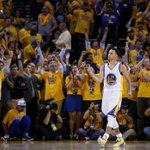 Good news, Warriors fans: Teams that win Game 1 in best-of-7 series go on to win that series 77% of time.