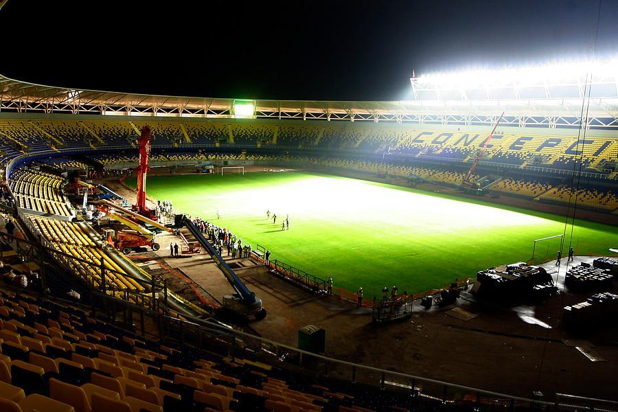[fotos] estadio ester roa presentó iluminación para la ... - photo#49
