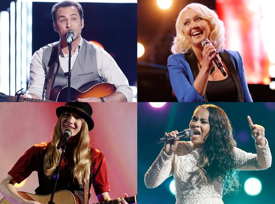 That's a wrap on season 8! The VoiceFinale winner is...