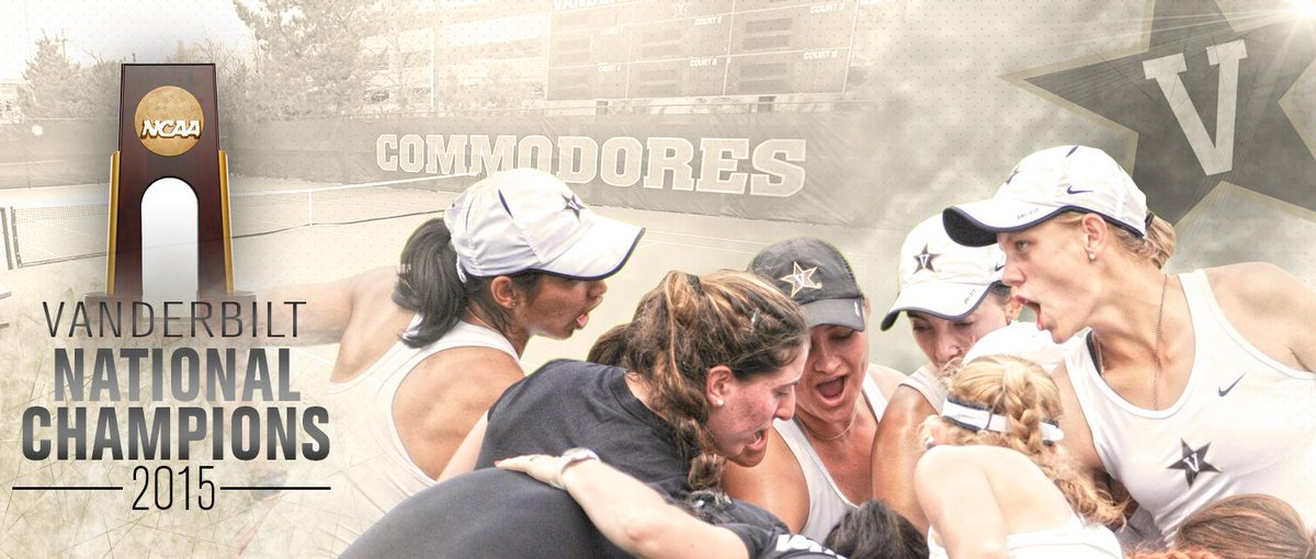 Meet your new National Champs, @Vandywtennis #FightDores http://t.co/UzucqubO3o