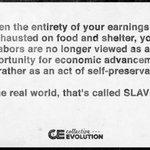 RT @CollectiveEvol: Real World Slavery - Via @CollectiveEvol