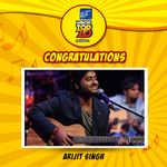 RT @Mirchi983FM: .@TheArijitSingh has 5 songs on the #MT20Jubilee. Checkout the full list of Jubilee songs here http://t.co/eD9ti8RhGU http…