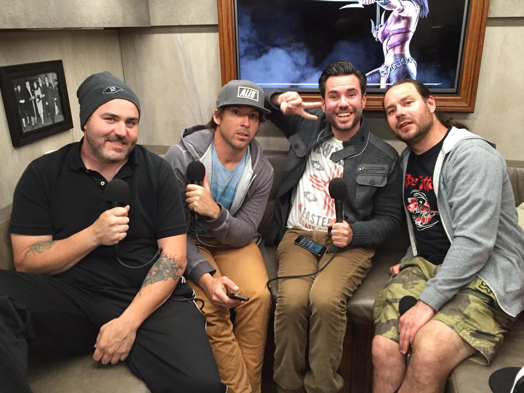 The birth of .@jackassworld revealed on this @BingleBus w/ .@EddieIfft .@ChrisPontius & .@StevenRandolph2 http://t.co/nrbBIaxDC8