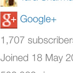 Yeh Yes We crossed the 500,000 view mark on our @YouTubeIndia channel! Thx all& pls subscribe https://t.co/mrQ7Ad9k0v