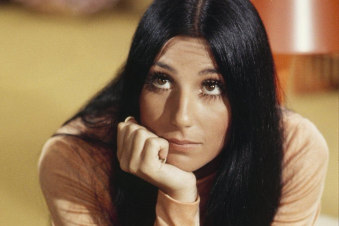 Happy Birthday to Cher, who turns 69 today!