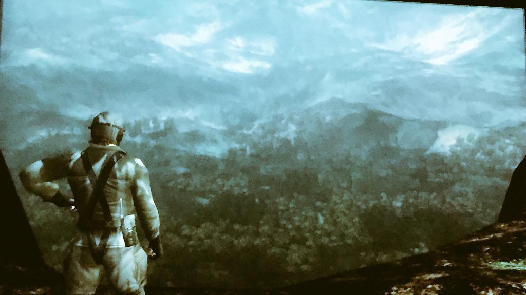 Okay,  I'm replaying Snake Eater. http://t.co/avNakT7vp0
