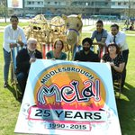 The 25th Middlesbrough Mela: Central Square Sat-Sun June 6-7 NEs biggest multicultural festival @TeessideHour http://t.co/m9O1H94WF4