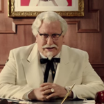KFC brings back Colonel Sanders, and he hasn't aged a day http://t.co/iJJFiKcs3N