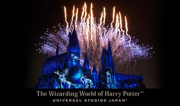 """【公式RTで""""VIPな一日""""へ応募】あのアトラクションが世界初3D化!「ウィザーディング・ワールド・オブ・ハリー・ポッター™」で世界唯一の興奮を。 http://t.co/74R6MLdN2U #USJ #2年目の魔法はもっとすごい http://t.co/8h7GXnsOCa"""
