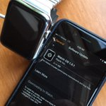 Hope this goes well: #AppleWatchUpdate