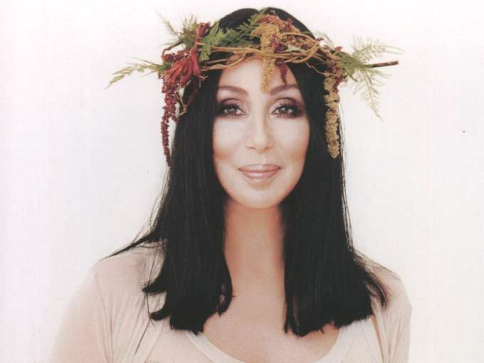 Happy Birthday to Cher.