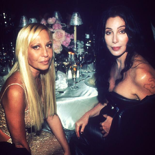 Happy Birthday to stunning  with at the Costume Institute Gala Circa 1997