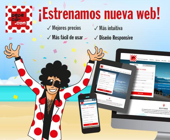 #pepecar está de estreno!!Renovamos web. Mejores precios, más fácil de usar...¿Qué os parece? http://t.co/YXmx3RElOS http://t.co/XTHACNU6hj