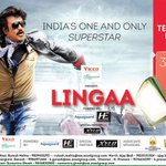 RT @sri50: #Lingaa (Hindi), TV premiere on Zee TV, 31 May 9pm