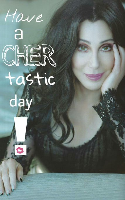 Happy Birthday! Diva,Godess,Icon,Legend forever...       Birthday Cher @ Happy Birthday