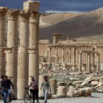Islamic State militants seize part of ancient city of Palmyra in Syria, monitoring group says http://t.co/LgvNB7OVHT