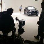 RT @steve_gray2: SsangYong Tivoli TV shoot today - big step for the brand! http://t.co/jafIRwBIpq