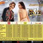 RT @manikick: #Raviteja's #Kick2 songs callertunes list for various networks