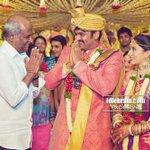 RT @idlebraindotcom: Manoj Manchu weds Pranathi http://t.co/ihahQZvJve