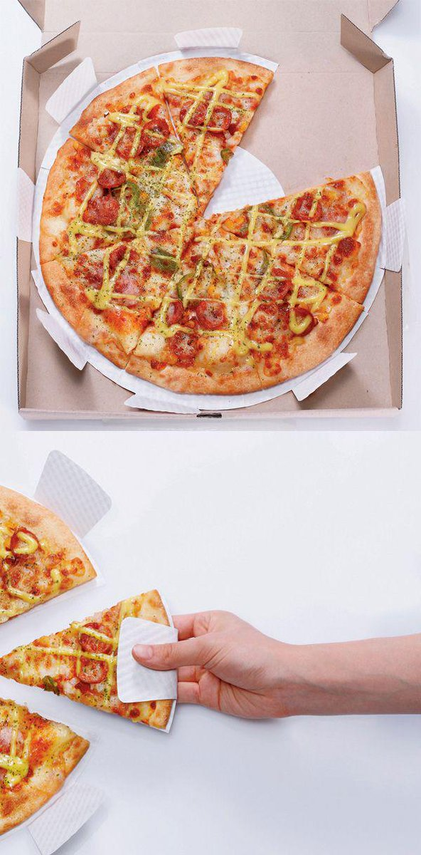 UX can be applied everywhere. Even to something as simple as the pizza box http://t.co/zvNYrzdPqL #UX #Design #Pizza http://t.co/f5e3PKAD1M