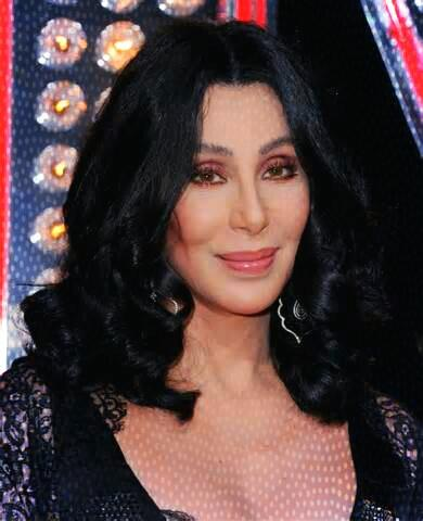 Happy Birthday Cher! You are gorgeous!