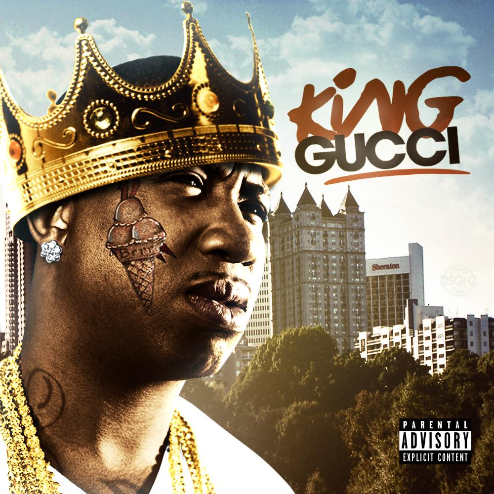 KING GUCCI!!! Jus hit the streets!!! @gucci1017
