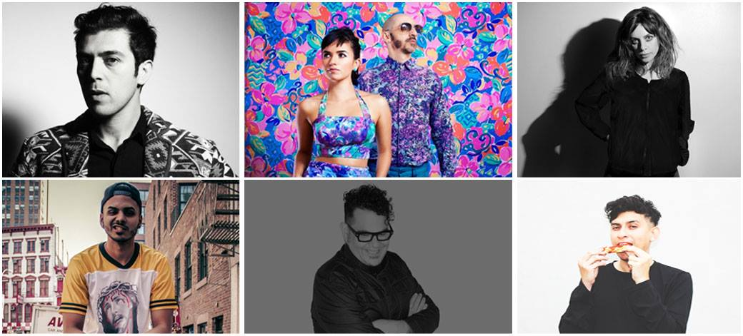 On July 9, these amazing artists will be at the @HLBallroom. We can't wait. http://t.co/oZSnyhfNrg