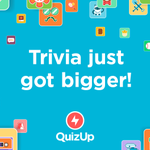 Check out the new #QuizUp! Tons of new features & a beautiful new design. Meet your match! http://t.co/R4oNQoxGSM http://t.co/NbTnLWgFhH