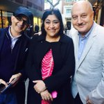 Congratulations @GurinderC & Deepak Nayyar for putting together @BendItMusical. It is going to be a Great success.:) http://t.co/mJpJrAm8L8