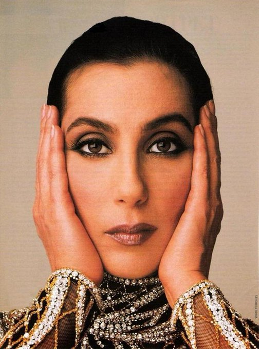Happy Birthday Cher! Use Mystikol in Onyx to recreate this iconic smokey eye look: