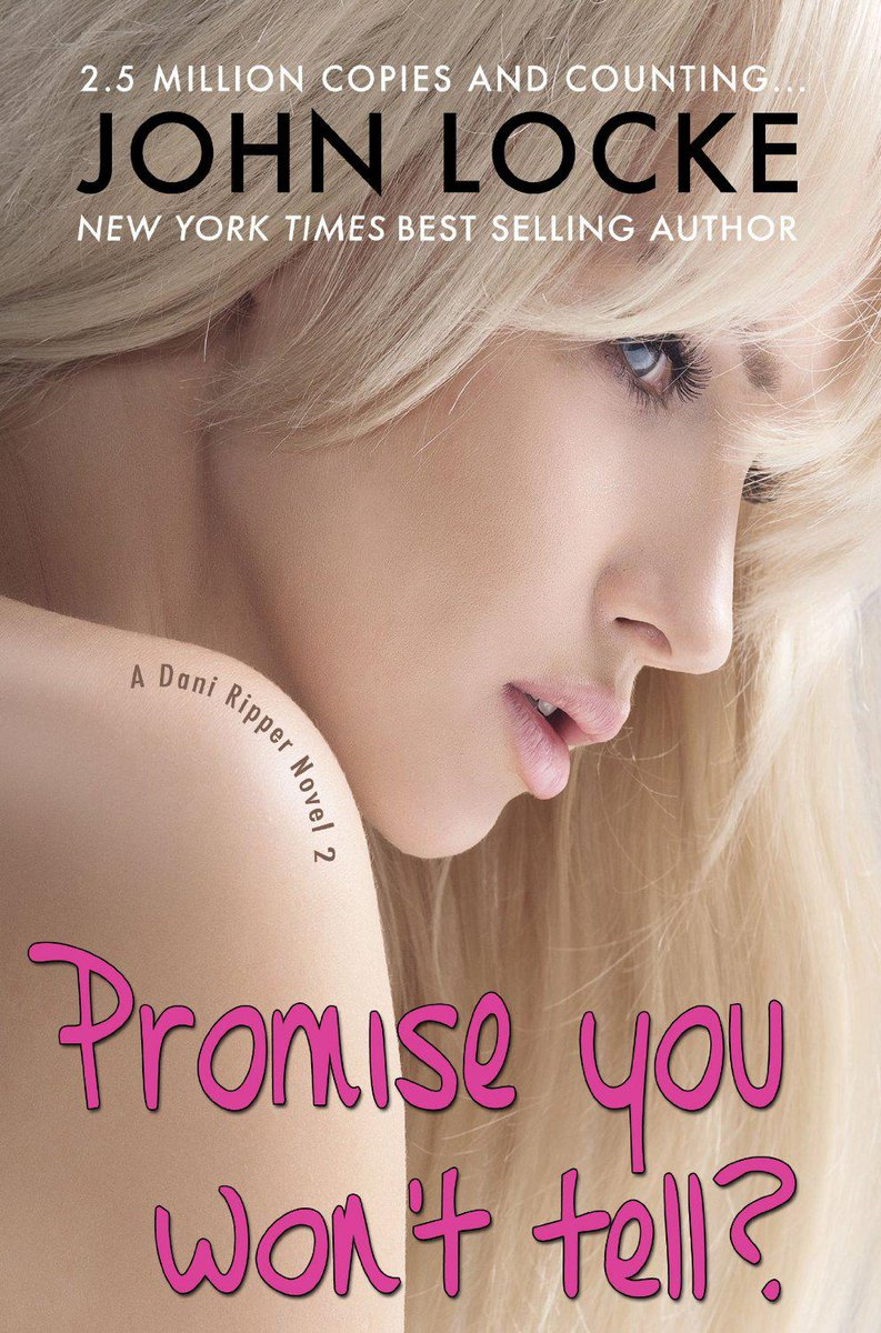 Please RT #FREEREADS Promise You Won't Tell? (A Dani Ripper Novel Book 2) #free #Kindle http://t.co/irTRUVzb6q http://t.co/Fr173LTQ2B