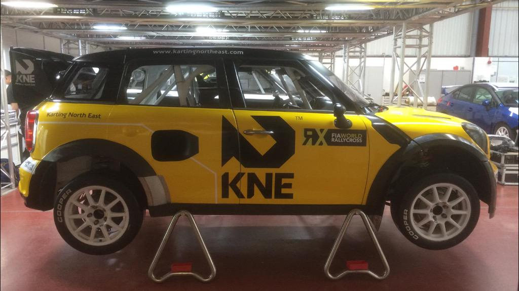 Here it is... @KNE_Official @FIAWorldRX @JRM_WorldRX @ChristianCeriso http://t.co/r3Nb50i1qw