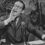 'The Steve Allen Show' circa 1957. See more photos of late-night TV before Letterman: http://t.co/cCKaOaL1nB